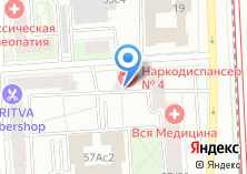 Компания «MyCarShop.ru» на карте