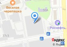 Компания «Удачная экспедиция» на карте