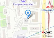 Компания «Авточек» на карте