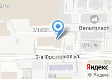 Компания «Принтэксперт» на карте