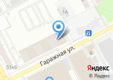 Компания «Золотая звезда» на карте