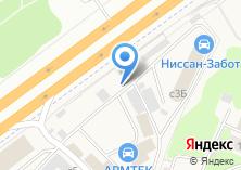 Компания «Насиба» на карте