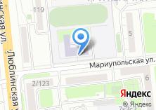 Компания «Средняя общеобразовательная школа №338» на карте