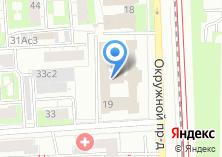 Компания «ВНИИСТ» на карте