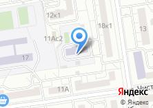 Компания «Детский сад №464» на карте
