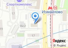 Компания «Твоя реклама» на карте