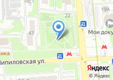 Компания «СМУ-2 Метростроя» на карте