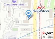 Компания «RusAvtoCar» на карте