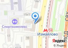 Компания «Гипроречтранс» на карте