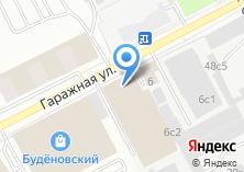 Компания «Энтузиаст-авто» на карте