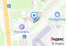 Компания «Инстройтехком-Центр» на карте