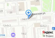 Компания «ПримаВэра» на карте