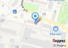 Компания «Next Life» на карте