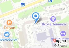 Компания «UltraICE» на карте