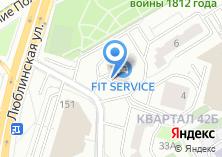 Компания «Авто-Спрут» на карте