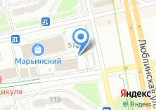Компания «Магазин выпечки» на карте