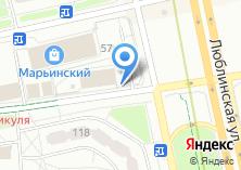 Компания «Магазин напитков» на карте