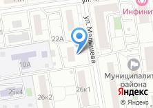 Компания «Сибирь-пушнина» на карте