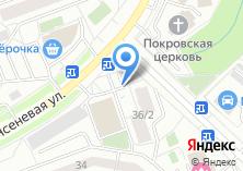 Компания «На Ясеневой» на карте