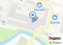 Компания «Кулибин» на карте