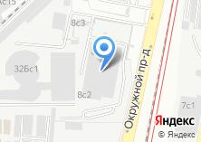 Компания «Мастер Дверь» на карте