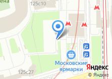Компания «Midi» на карте