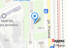 Компания «Брат» на карте