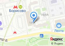 Компания «Профтон» на карте