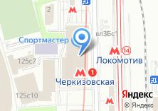 Компания «Сплайн-Транс» на карте
