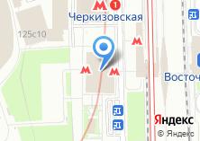 Компания «Интерпроект» на карте