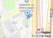 Компания «АЛВИК-ЭНЕРГО» на карте