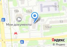 Компания «Ремонт окон Шипиловская» на карте