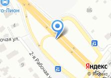 Компания «АЗС Исткор-М» на карте
