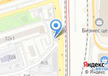 Компания «Заря-2» на карте