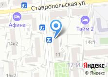 Компания «Инженерная служба района Люблино» на карте