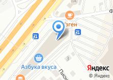 Компания «Aquaroom-shop» на карте