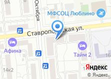 Компания «ИСК-Монолит» на карте