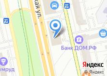 Компания «Аларммастер» на карте