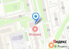 Компания «Строящееся административное здание по ул. Коммунистическая 1-я (г. Домодедово)» на карте
