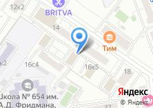 Компания «Streetelectro» на карте