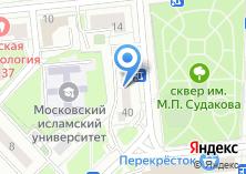 Компания «БЕСТТРЕЙД» на карте