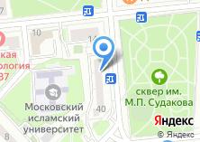 Компания «Цветы Подмосковья» на карте