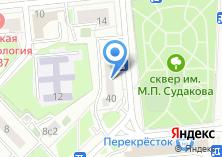 Компания «Клиника доктора Дубкова» на карте