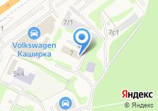 Компания «Омнифарм» на карте