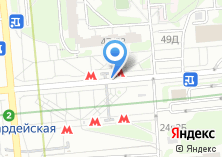 Компания «Станция Красногвардейская» на карте