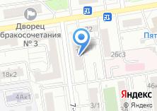 Компания «Шармель» на карте