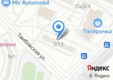 Компания «Мадина-М» на карте