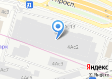 Компания «Рекольт» на карте