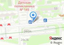 Компания «Стронг Лайф XXI» на карте