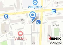 Компания «Стефанида» на карте